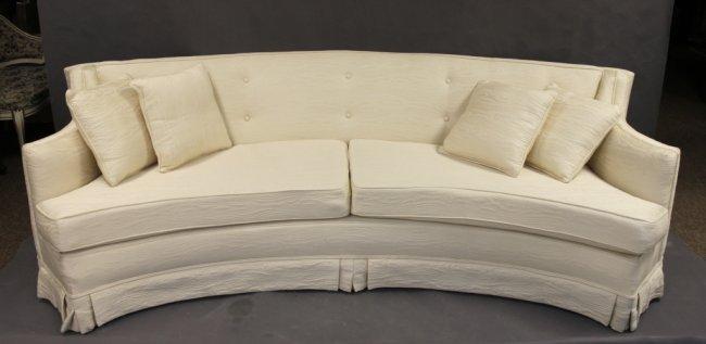 Hollywood Regency Sofa