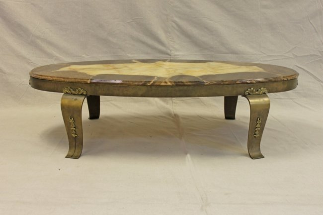 91 Onyx Coffee Table Lot 91