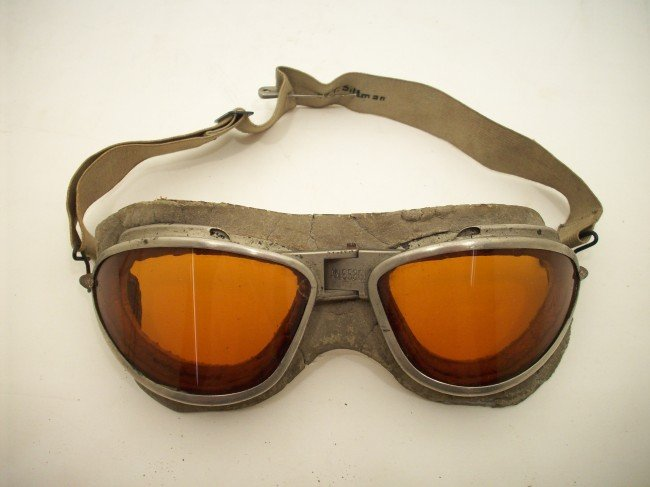 Ww2 Aviator Goggles 170: wwii an-6530 pilot