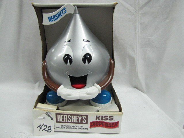 428 hershey kiss dispenser lot 428 - Hershey kiss dispenser ...