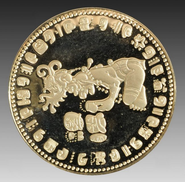 28 1978 Belize 100 Gold Proof Coin 6 21 Grams Of 500 Lot 28
