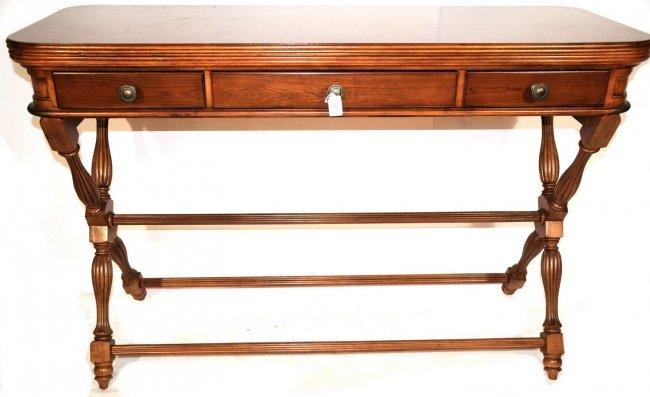 215 Pulaski Furniture Company Walnut Sideboard Server Lot 215