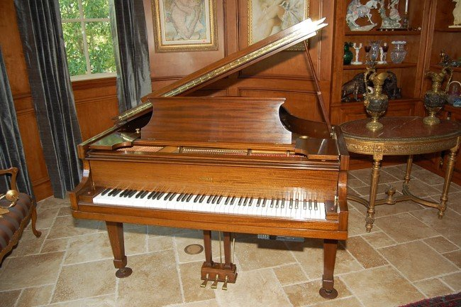 189 Grand Piano By Krakauer Manufacturers Of Krakauer