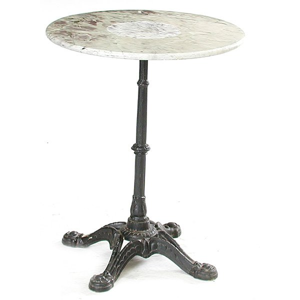 Amazing Marble Top Bistro Table 600 x 600 · 49 kB · jpeg