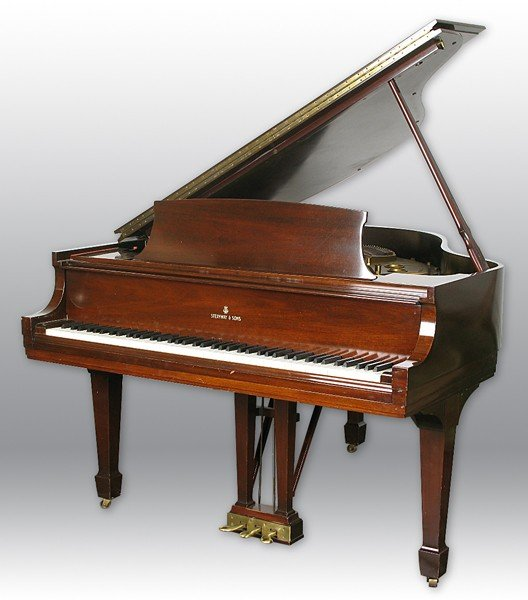 Baby Grand Piano Steinway Dimensions Crafts