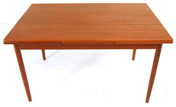 Danish Extension Dining Table Lot 81