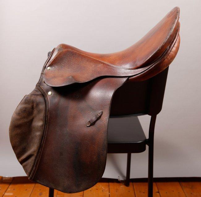 History on vintage stubben saddles