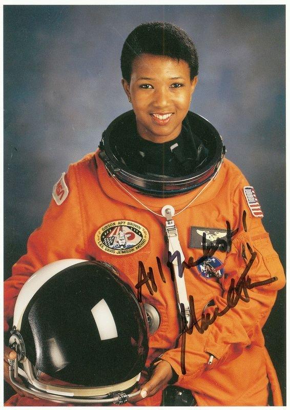 first black astronaut jemison - photo #9