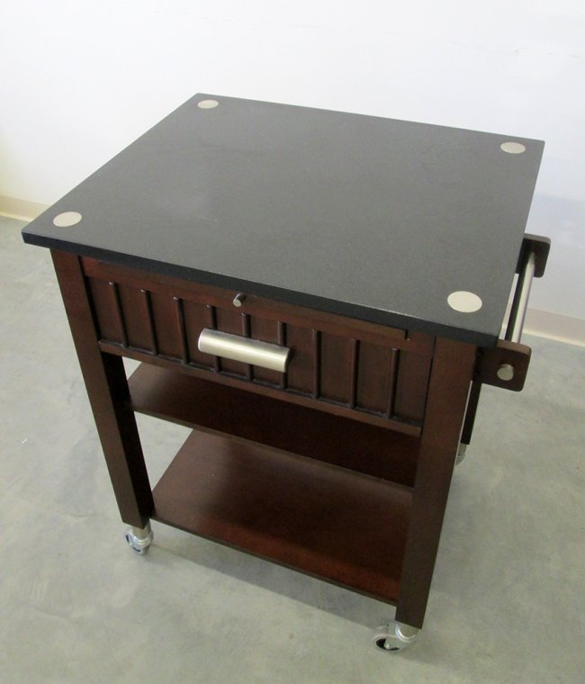 Portable Kitchen Island Table Lot 265