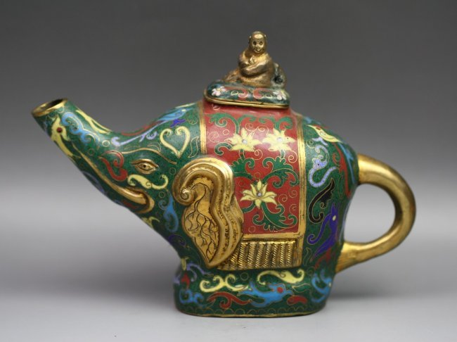 301 moved permanently - Elephant shaped teapot ...