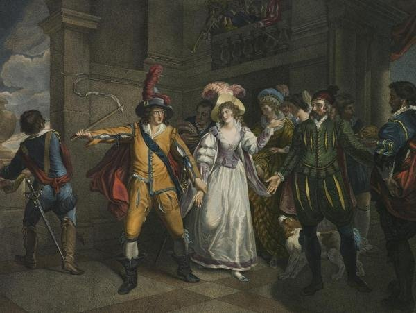 An analysis of act iv scene i in the taming of the shrew