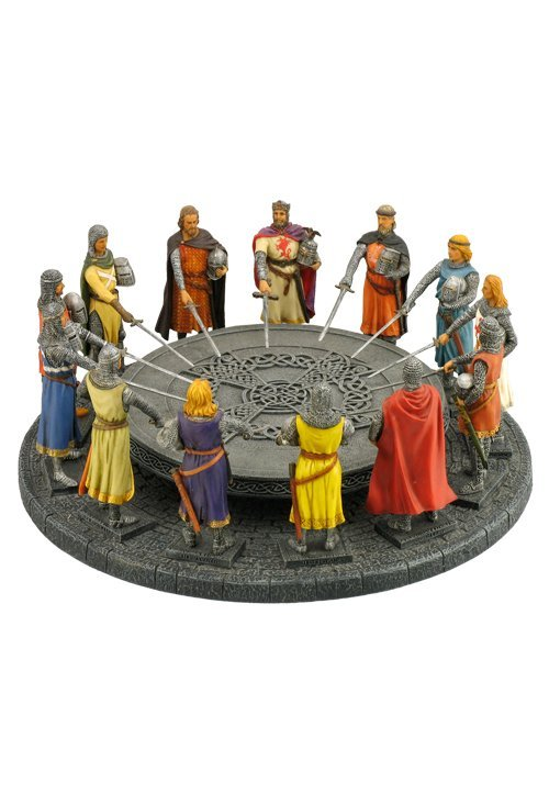 KING ARTHUR AND THE KNIGHTS OF THE ROUND TABLE : Lot 208U