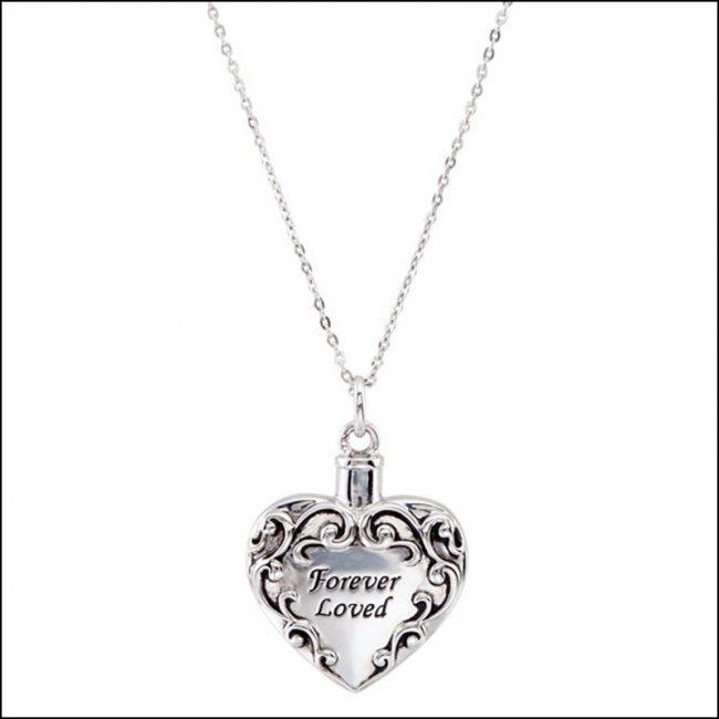 forever loved ash holder necklace lot 77s