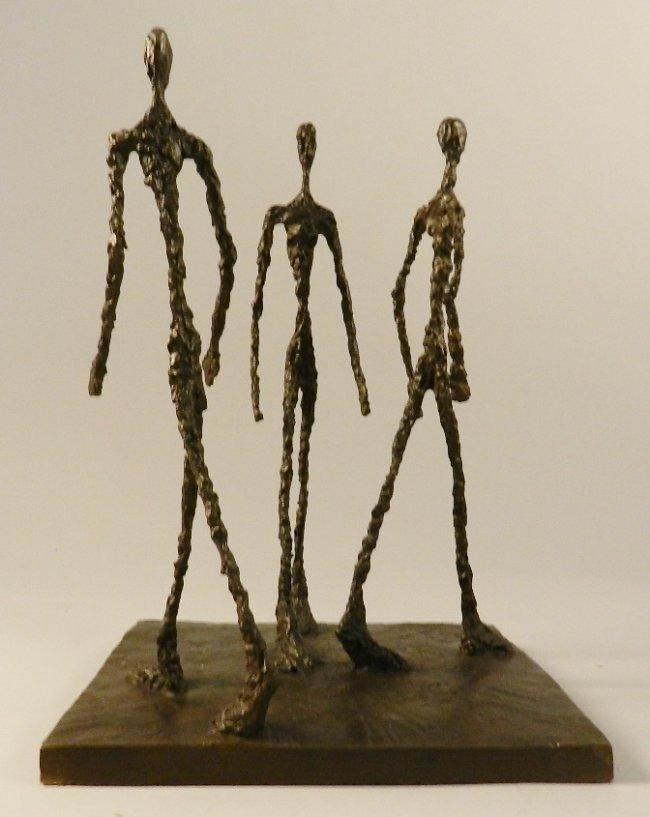 Alberto giacometti sculptures