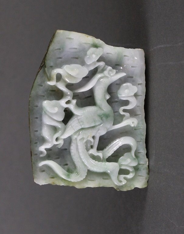 Chinese jade carved stone lot