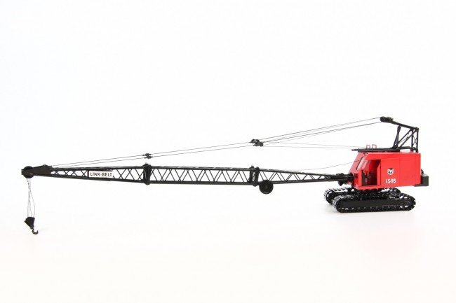 Link Belt Crawler Cranes : Link belt ls crawler crane lot