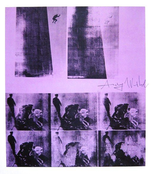an overview of the arts of andy warhol and his popularity Illustrator andy warhol was one of the most prolific and popular artists of famous people named andy and his art was often infused with homoerotic imagery.