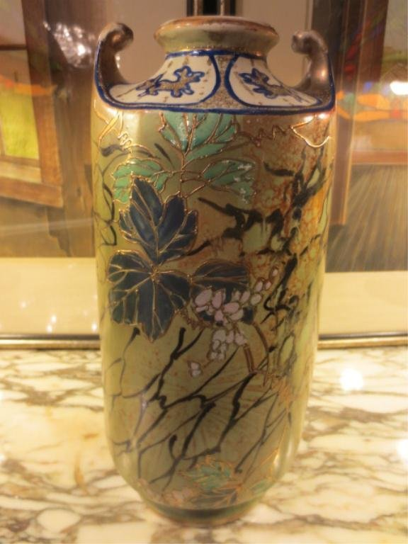 172 Vintage Royal Nishiki Nippon Vase Approx 12 25 Quot H