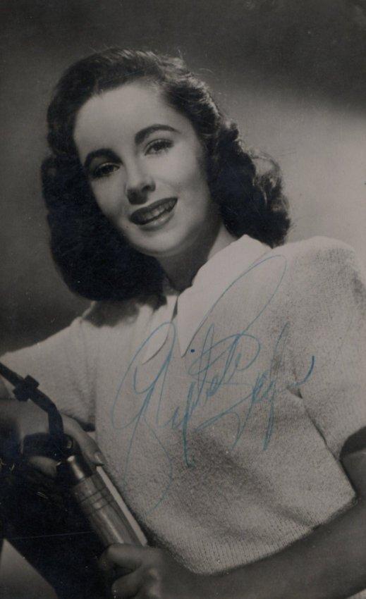 78 Taylor Elizabeth 1932 2011 English Actress Aca
