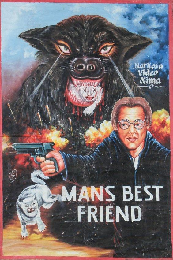 Man's best friend movie