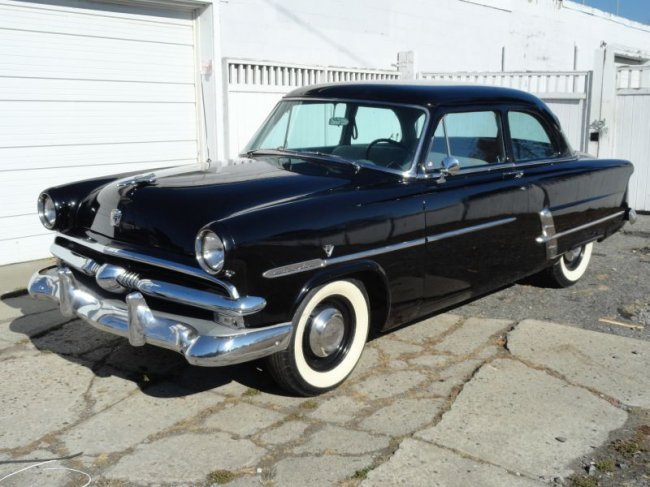1953 ford customline 2 door lot 305 for 1953 ford 2 door coupe