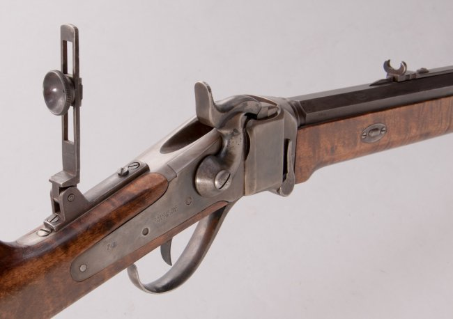 singles over 50 in sharps The professional hunters used powerful single shot breech-loading rifles, most often in calibre 50, 45 or 44  over 100 000 percussion sharps were made,.