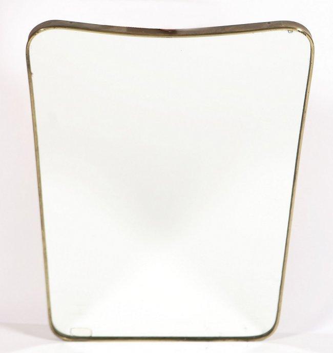 Gio 39 ponti attribuito a specchio lot 382 for Lots specchio