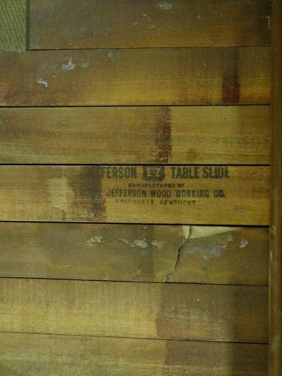 American Furniture Jefferson Woodworking Company Lo