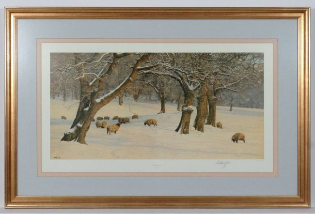 Anthony Gibbs Paintings For Sale Auction