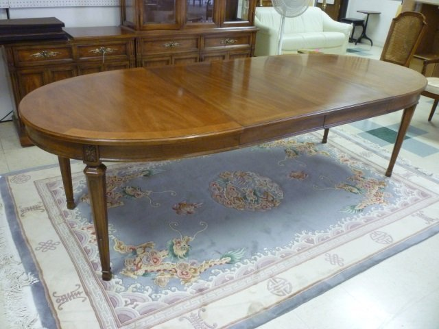 Dining table and 6 chairs high quality skirted 2 for 144 dining table