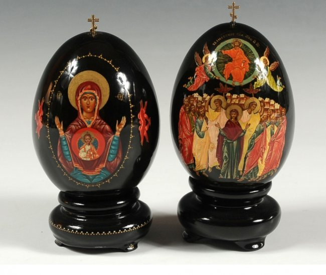 Unbelievable Russian Lacquer Boxes From 29