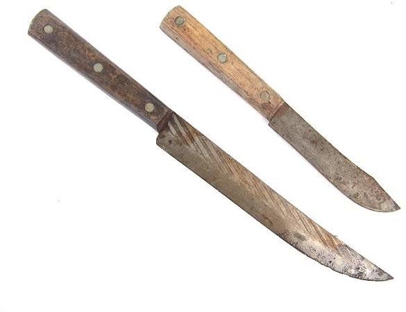 540 two case xx kitchen knives lot 540