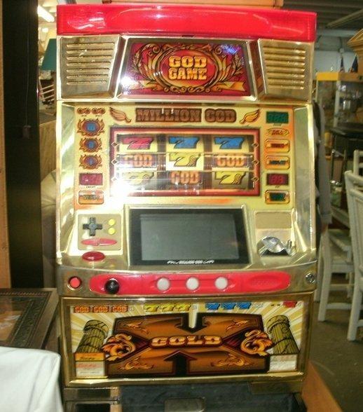 real slot machine
