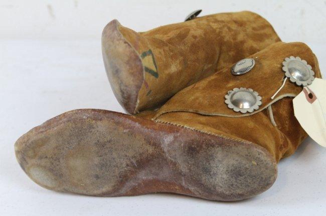 How to make navajo moccasins