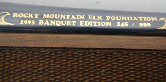 RMEF Remington 700 Rifle .30-06 SPRG : Lot 183