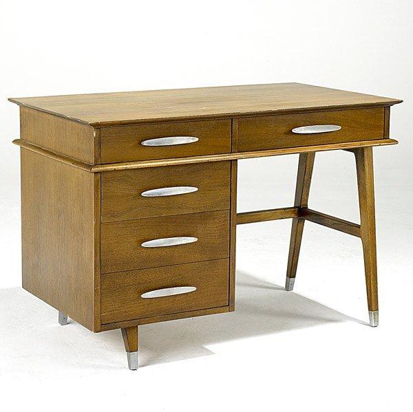 356 sligh furniture desk lot 356