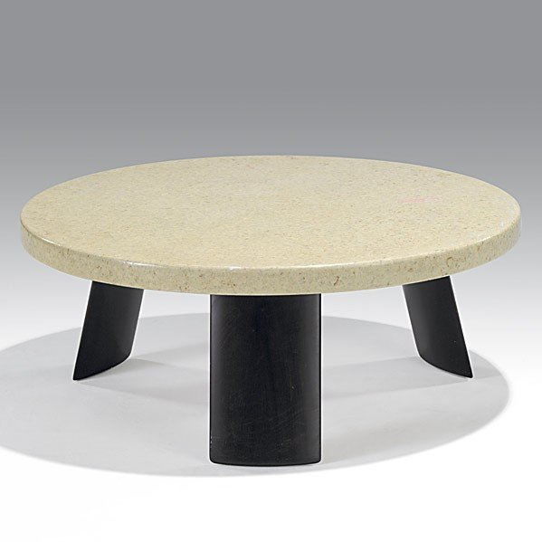 888 paul frankl johnson furniture cocktail table lot 888 for Furniture 888