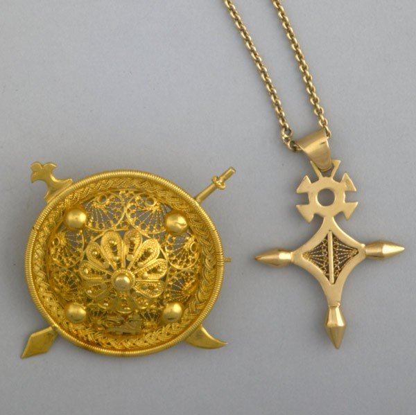 Asian Gold Jewelry 100