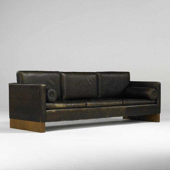 1155 ludwig mies van der rohe sofa lot 1155. Black Bedroom Furniture Sets. Home Design Ideas
