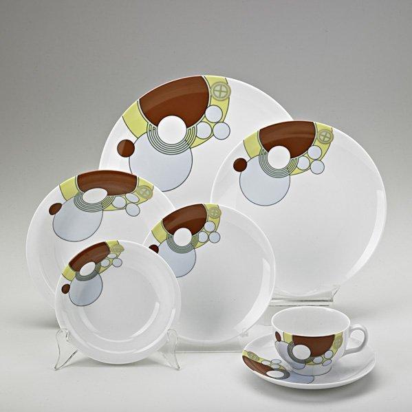 1289a frank lloyd wright noritake dinnerware service