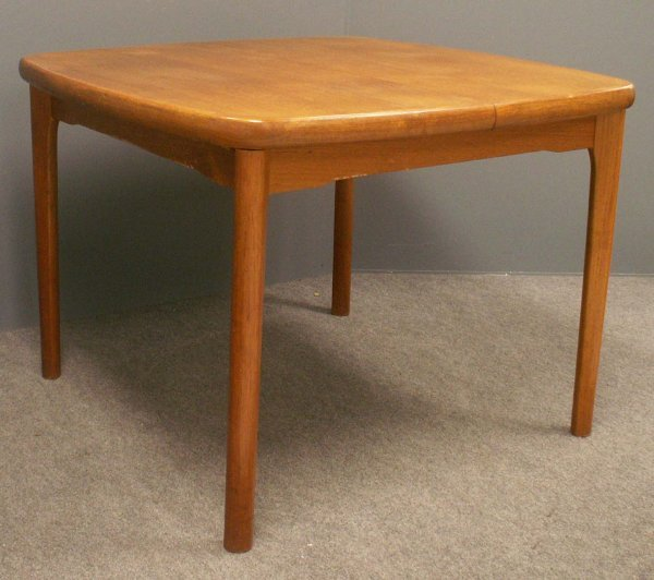 dining table danish design dining table