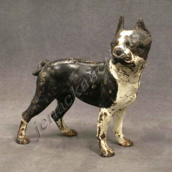 Antique cast iron dog door stop music search engine at - Cast iron dog doorstop ...