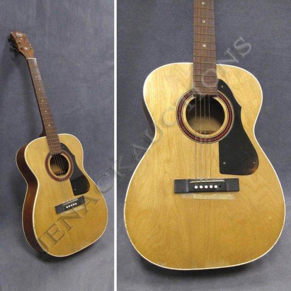 32 vintage stella harmony acoustic guitar lot 32. Black Bedroom Furniture Sets. Home Design Ideas