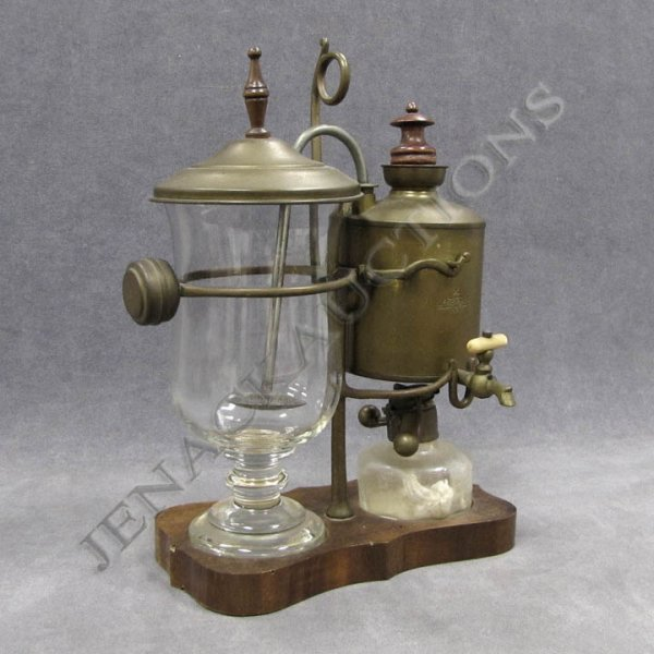 duralux vintage coffee maker