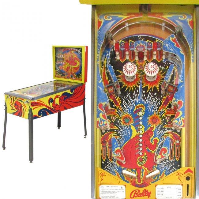 bally fireball slot machine