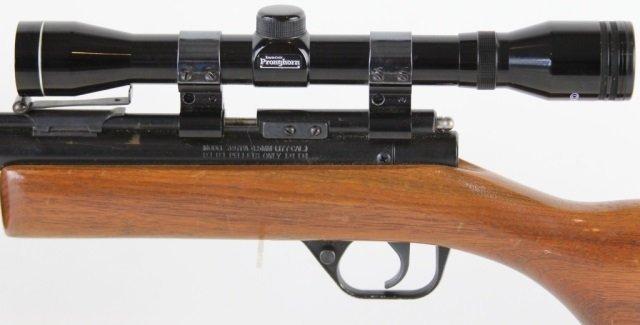 Vintage crosman air rifle model 397pa