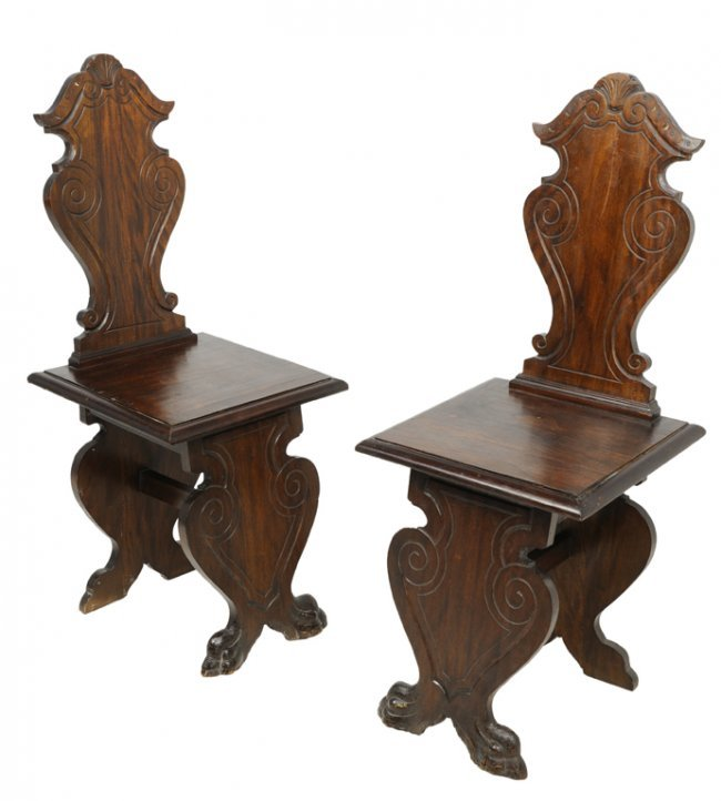 renaissance sgabello chair