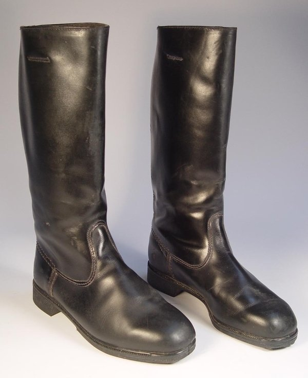 east german jack boots size 12