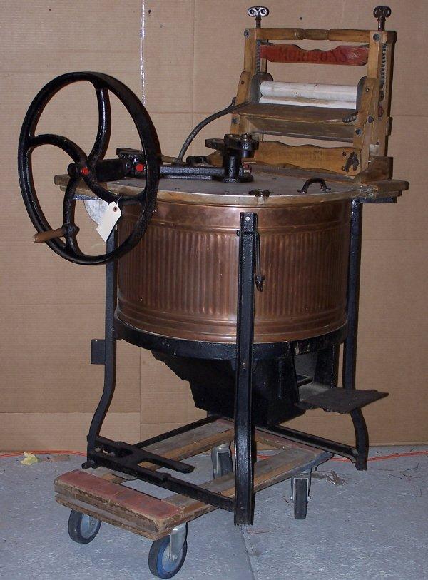 washing machine barrel