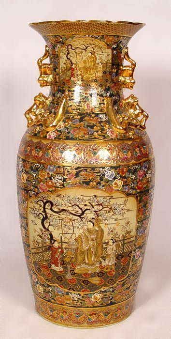 DECORATIVE TALL VASES Vases Sale